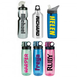 Water Bottle Names