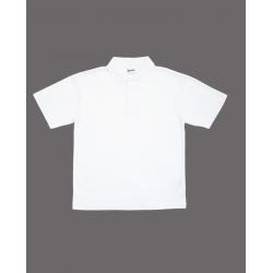 Woodbank White Polo Shirt
