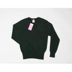 Boys V Neck Cotton Pullover