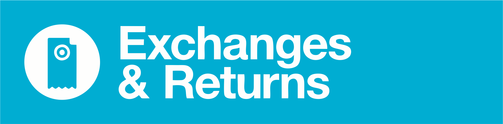 Return policy (edit with Customer reassurance module)